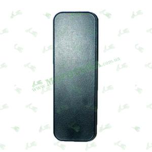 Заглушка + пластина номерного знака ZW150T-8 BWS
