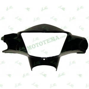 Пластик фары (голова) Jianshe JS110-5