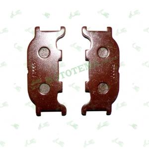 Колодки тормозные передние JS150-3 R6
