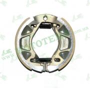 Колодки тормозные задние JS150-3 R6
