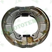 Колодки тормозные задние LX125-71A