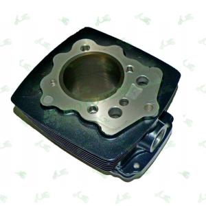Цилиндр двигателя (⌀63.50 H=76.35 по торцам) 163FML CGP200 Loncin LX200GY-3 Pruss 120020137-0024