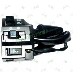Переключатель руля левый Loncin LX200GY-3 Pruss