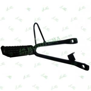 Подножка пассажирская левая Loncin LX200GY-3 Pruss 312150134-0001