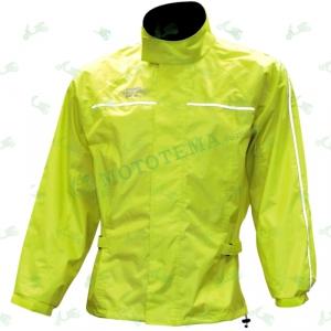 Мотодождевик куртка Oxford Rain Seal желтый