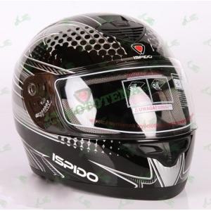 Шлем (интеграл) ISPIDO PULSE grafic черный