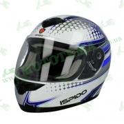 Шлем (интеграл) ISPIDO PULSE grafic синий