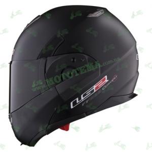Шлем-модуляр LS2 FF393 Трансформер: модуляр-полулицевик