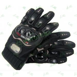 Мотоперчатки Probiker (черные)
