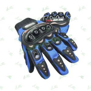 Мотоперчатки Probiker (синие)