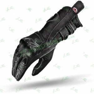 Мотоперчатки SHIMA MODENA black Lady