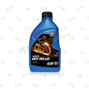Масло моторное ELF MOTO 2 HP ECO (полусинтетика) 1л.