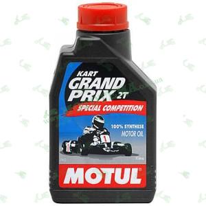 Масло Motul Kart Grand Prix Ester 2T 1 литр