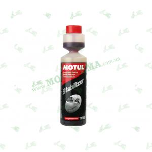 MOTUL Stabilizer (250ml) Присадка в топливо повыщающая срок годности бензина до 24 мес