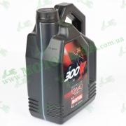 Масло Motul 300V 4T Factory Line 10W40 4 литра