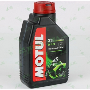 Масло моторное Motul 510 2T Technosynthese 1 литр