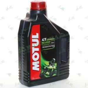 Масло моторное MOTUL 5100 4T Technosynthese Ester 10W40 2 литра
