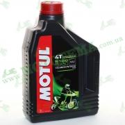 "Масло Motul 5100 4T Technosynthese ""Ester"" 15W50 2 литра"