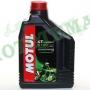 Масло моторное полусинтетическое MOTUL 15W50 5100 4T Technosynthese Ester 2 литра