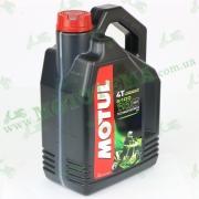 "Масло Motul 5100 4T Technosynthese ""Ester"" 15W50 4 литра"