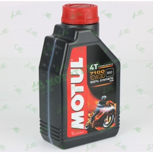 Масло моторное Motul 7100 4T 10W30 1 литр
