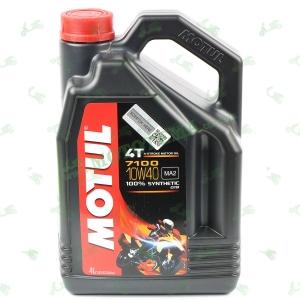 Масло моторное Motul 7100 4T 10W40 4 литра