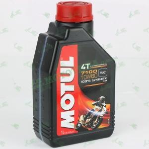 Масло моторное Motul 7100 4T 10W60 1 литр