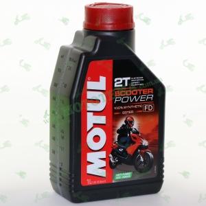 Масло моторное Motul Scooter Power 2T Ester 1 литр