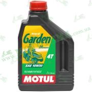 Масло Motul Garden 4T 10W30 2 литра