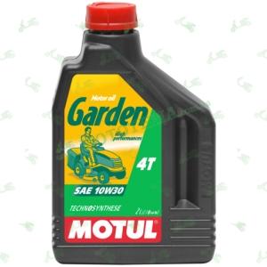 Масло полусинтетическое Motul Garden 4T 10W30 2 литра