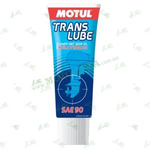 Трансмиссионное масло Motul Translube SAE 90 минеральное 350ml (для смазки редукторов лодочных двигателей)