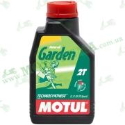 Масло Motul Garden 2T Technosynthese 1 литр