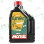 Масло Motul Garden SAE 30 2 литра