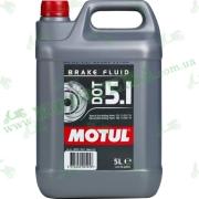 Тормозная жидкость Motul DOT 5.1 5 литров