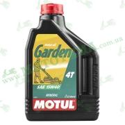 Масло Motul Garden 4T SAE 15W40 2 литра