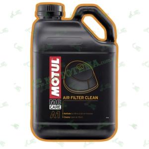 Очиститель Motul A1 Air Filter Clean для воздушных фильтров 5 литров
