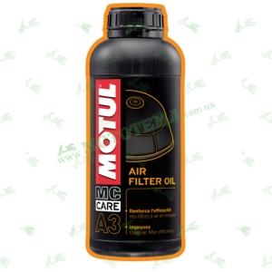 Масло для воздушных фильтров Motul Air Filter Oil A3 1 литр