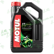 Масло Motul 510 2T Technosynthese 4 литра