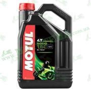 Масло Motul 5000 4T HC-Tech 10W40 4 литра