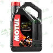 Масло Motul 7100 4T 5W40 4 литра