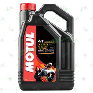 Масло моторное синтетика Motul 7100 4T 10W40 4 литра