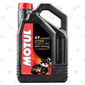 Масло моторное синтетика Motul 7100 4T 10W50 4 литра