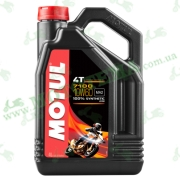 Масло Motul 7100 4T 10W60 4 литра
