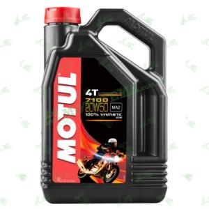 Масло моторное синтетика Motul 7100 4T 20W50 4 литра