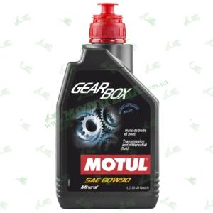 Масло трансмиссионное Motul Gearbox SAE 80W90 минеральное 1 литр