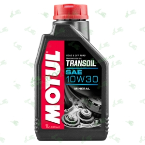 Масло трансмиссионное минеральное Motul Transoil 10W30 1 литр