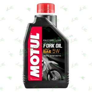 Масло для амортизаторов (вилочное) MOTUL Fork Oil Expert Light 5W 1 литр