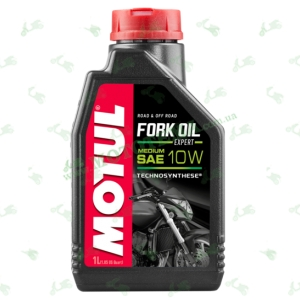 Масло Motul Fork Oil Expert Medium SAE 10W, 1 литр