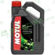 "Масло Motul 5100 4T Technosynthese ""Ester"" 10W40 4 литра"
