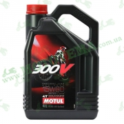 Масло Motul 300V 4T Off Road 15W60 4 литра